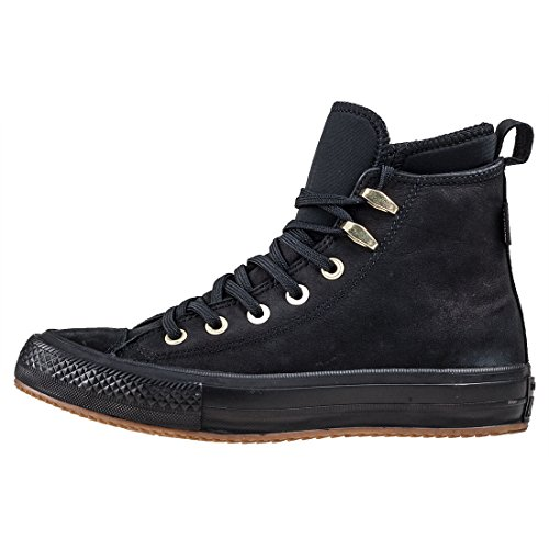 Bottines Converse Black Black Ctas Hi Watreproof Boot Femmes Brass qXv1Xrx