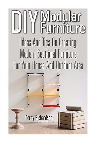 Outdoor Furniture Wooden Pallet Corey Richardson 9781533532725 Amazon Books
