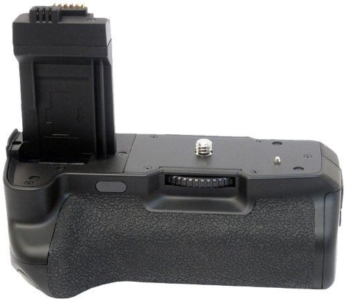Maximal Power Replacement Battery Grip for Canon Eos Rebel XSI 450D/500D/1000D (Black) (Canon Xsi Rebel Battery Grip)