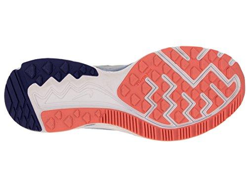 Nike 807279 401, Zapatillas de Deporte Unisex Adulto, Varios Colores (Chlk Bl / Mtlc Pltnm Rcr Bl Atmc), 40 EU
