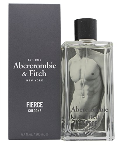 Abercrombie & Fitch Fierce Cologne Spray, 6.7 Ounce