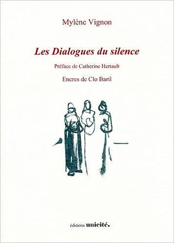Livre Les dialogues du silence pdf, epub ebook