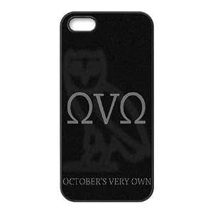 iPhone 5, 5S Phone Case Drake Ovo Owl F5E7468