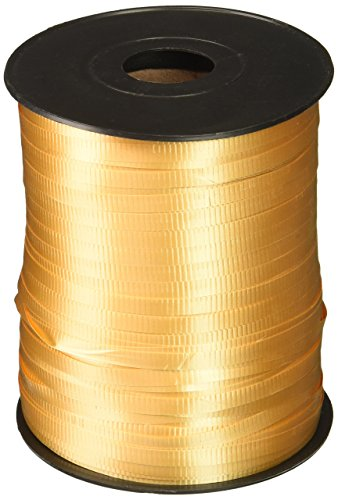 GOLD CURLING RIBBON 1 roll