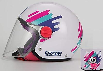 BHR SP504 PANDA ROSA YS multicolore Taglia ys