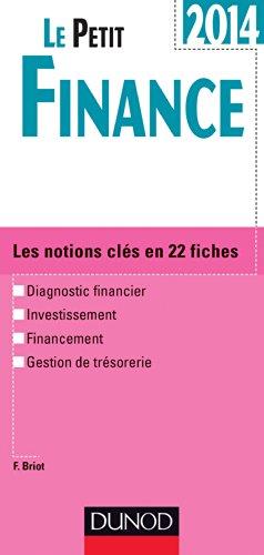 Le petit Finance Edition 2013 - Fabrice Briot