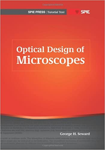 Book Optical Design of Microscopes (Tutorial Texts)
