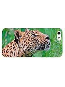 3d Full Wrap Case for iPhone 6 4.7 Animal Attentive Leopard91