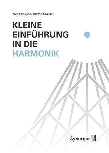 Kleine Einführung in die Harmonik