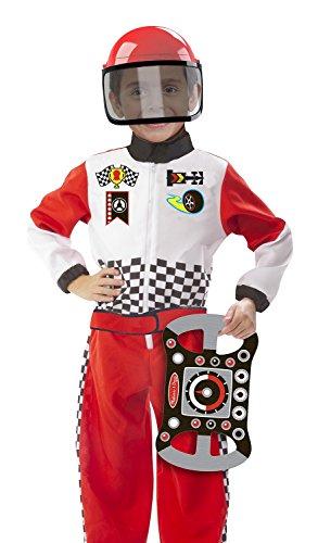 Race Car Driver Costume Set (F1 Kids Costume)