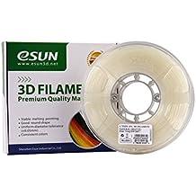eSUN ePA 1.75mm Nylon 3D Printer Filament Natural 1kg Spool (2.2lbs) Spool, Natural ePA