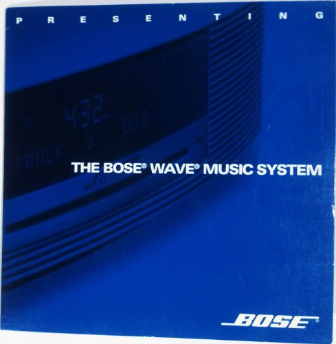 Price comparison product image Presenting The Bose Wave Music System