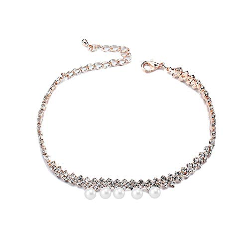 ASHIJIN Alloy Claw Anklet Exquisite Goddess Alloy Jewelry ()