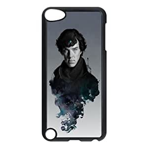 HXYHTY Sherlock Phone Case For Ipod Touch 5 [Pattern-3]