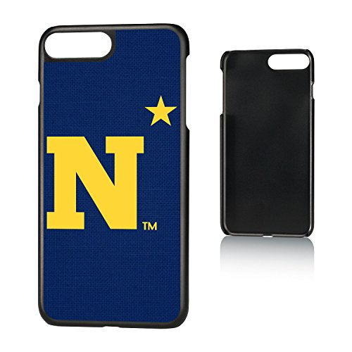 (Keyscaper United States Naval Academy Solid iPhone 6+/7+/8+ Plus Slim Case NCAA)
