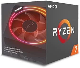 AMD Ryzen 7 2700X Processor with Wraith Prism LED Cooler – YD270XBGAFBOX