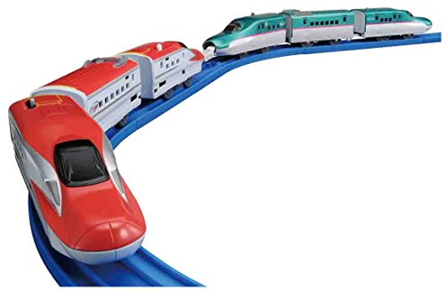 Tomy Shinkansen E5 & E6 Shinkansen Consolidated Set ()