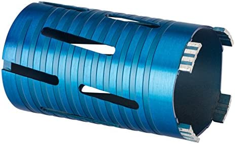 OX Tools BX10-065 Spectrum Superior Superfast Helix Dry Diamond Core Drill, Blue, 65mm