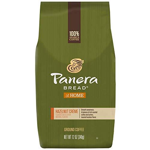- Panera Bread Coffee, Hazelnut Creme, 12 Ounce