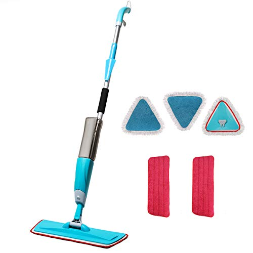 Spray Mop Refillable Bottle Buyer S Guide Allace Reviews