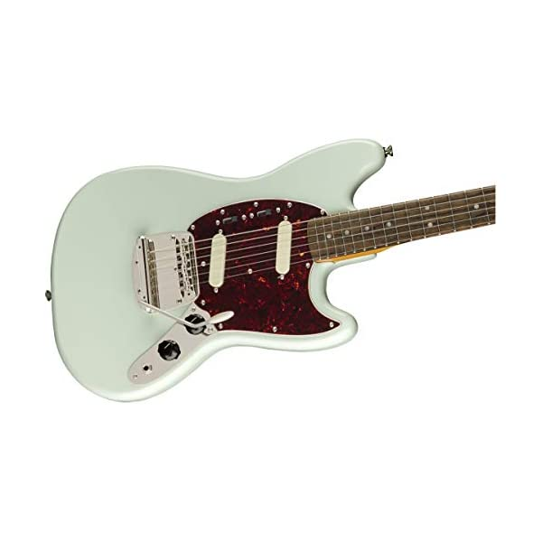 Squier Classic Vibe 60s Mustang – IL – Sonic Blue