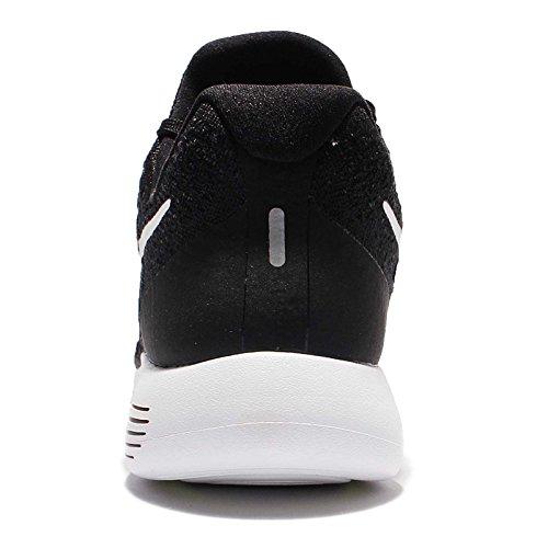 Scarpa da running Nike LunarEpic Low Flyknit 2 da uomo BLACK / WHITE-ANTHRACITE 14.0