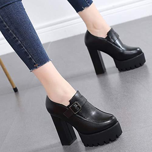 LBTSQ-high-Heel 11cm 11cm 11cm Wasserdichte Plattform rau und trocken Schuhe high Heels Modische Damenschuhe. 615802