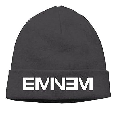 PittGo Super Rap Star Eminem Woolen Hat Knit Cap Beanie Cap For Unisex