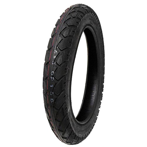 MMG Street Tread Tire Size 16x3.0 Compatible on Electric Bikes, Scooters, e-Bikes, Mopeds, Kids Bikes BMX