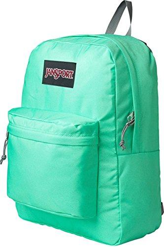 JanSport T501 Superbreak Backpack Green product image