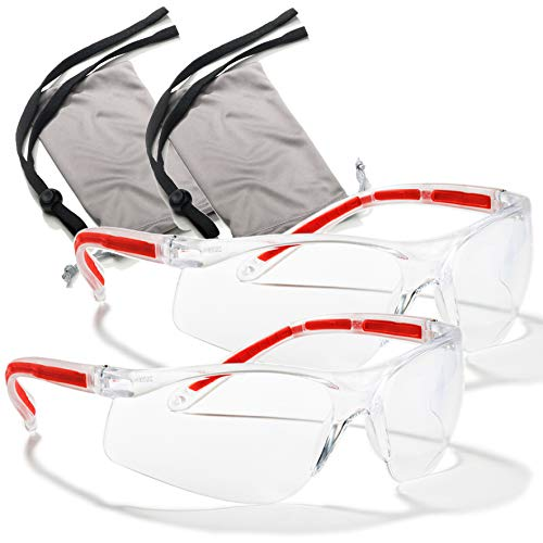 Clear Eye Protection Safety
