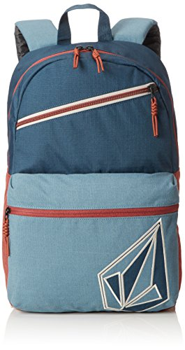 Blu Ash Unisex Academy Adulto Blue Backpack Zaini Rucksack Volcom 7Rw6IYq0q