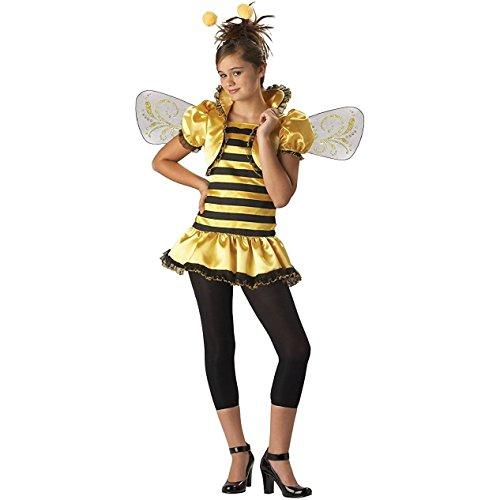 Honey Bee Costume - X-Large - Childs Honey Bee Wings