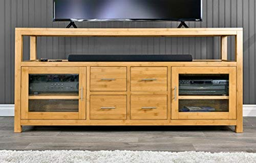 Epoch Design Niko Bamboo Media Console