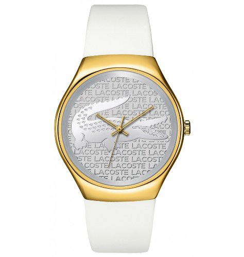 Lacoste Women's VALENCIA 2000787 Gold Watch