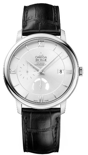 Omega Deville Prestige Power Reserve Co-Axial Mens Watch 424.13.40.21.02.001