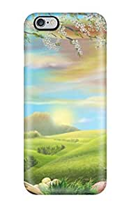 iphone 5s Case Slim [ultra Fit] Happy Easter Day Protective Case Cover(3D PC Soft Case)