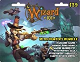 Wizard 101 Witch Hunter's Bundle Prepaid Game Card offers