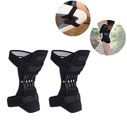 Knee Brace for Men & Women | Adjustable Kneecap Stabilizers Open Patella and Meniscus Support, Suitable Relief for Comfort - Helps with Hypermobility, Ligament Tear, Injuries, (Best Hypermobility Knee Brace)