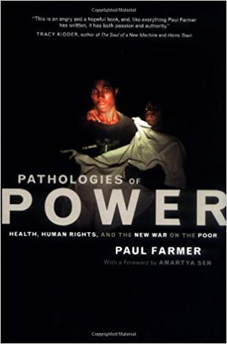 image for Pathologies of Power: Health, Human Rights, and the New War on the Poor by Paul Farmer (April 25, 2003) Hardcover