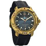 Vostok Komandirskie Commander Russian Army Mens Mechanical Military Wrist Watch #819499