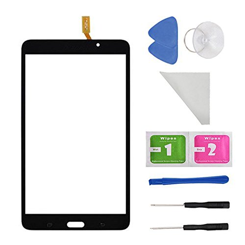 - Black Touch Screen Panel Digitizer Glass For Samsung Galaxy Tab 4 SM-T230 T230NU 7
