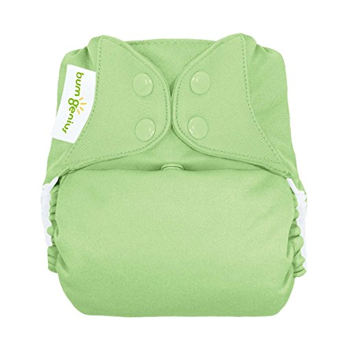 Bumgenius Freetime Cloth Diapers 6 Pack Mixed Colors Snaps by Freetime (Image #2)