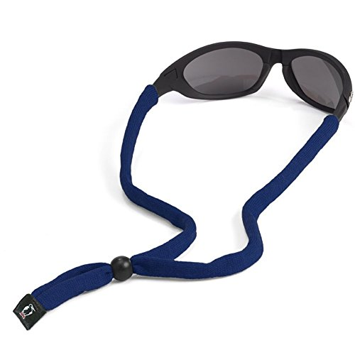 Chums Original Cotton Standard End Eyewear Retainer, Navy ()