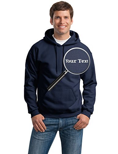 Custom Embroidered Hoodies - Pullover Embroidery Sweaters - Hooded Sweatshirts (Sweatshirt Embroidered Gildan)