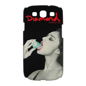Happinessexplorer Diamond Supply Co DMND Logo Best Durable Plastic Samsung Galaxy S3 I9300 Case