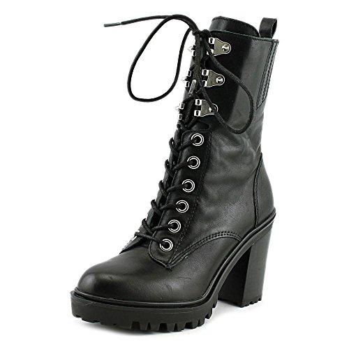 Guess Footwear Gandy - Nero In Pelle Nera