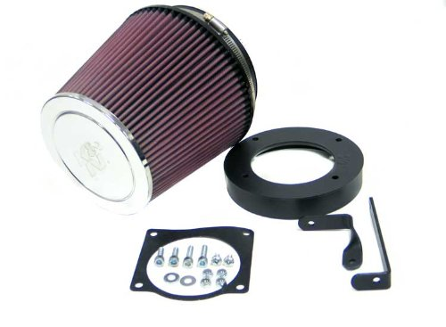K&N 63-1008 AirCharger Performance Air Intake System