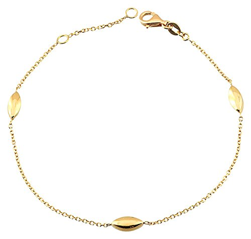 Orleo - REF11846 : Bracelet Femme Or 18K jaune