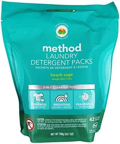 Laundry Detergent: Method